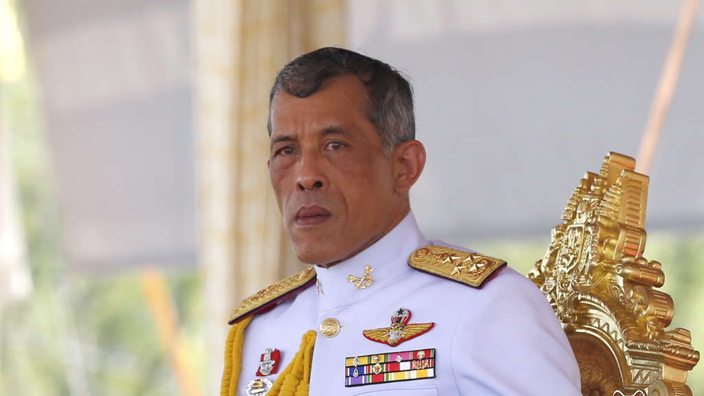 Thai cabinet acknowledges appointment of Crown Prince Maha Vajira